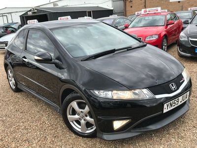 used Honda Civic 1.4 i-VTEC Type S 3dr