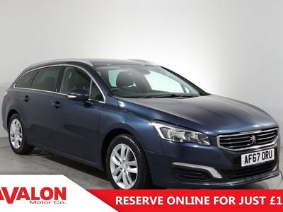 used Peugeot 508 BLUE HDI SW ACTIVE 1.6 5dr