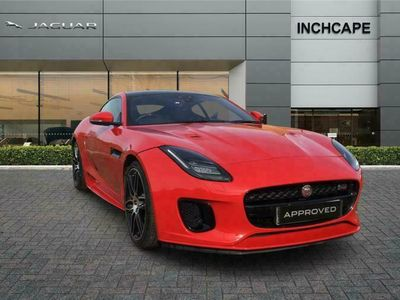 used Jaguar F-Type COUPE SPECIAL EDITIONS 3.0 [380] S/C V6 Chequered Flag 2dr Auto AWD