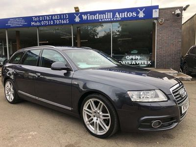 used Audi A6 Avant 2.0 TDI S line Special Edition 5dr
