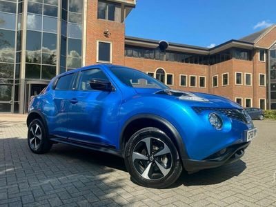 used Nissan Juke 1.6 Bose Personal Edition XTRON 5dr