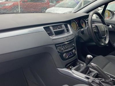 used Peugeot 508 2.0 HDi FAP Active Saloon 4dr Diesel Manual (119 g/km, 140 bhp)