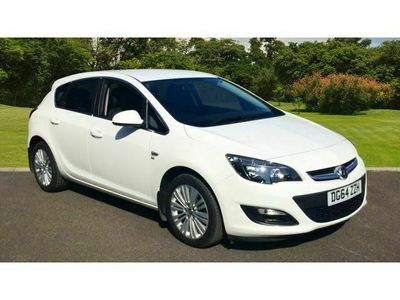 used Vauxhall Astra 1.4i 16V Excite 5dr