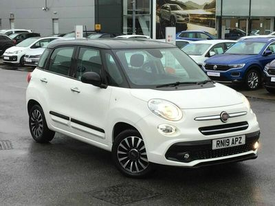 used Fiat 500L MPV 1.4 (95bhp) 120th 5dr