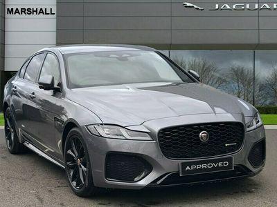 used Jaguar XF 2.0 D200 R-Dynamic S 4dr Auto Saloon 2021