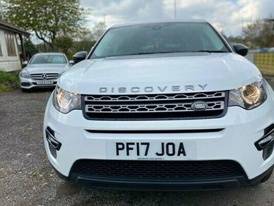 used Land Rover Range Rover Sport 4x4 2.0 TD4 Pure [5 seat] 5d