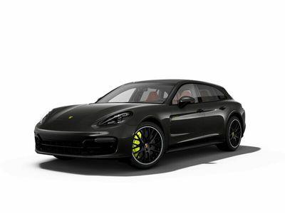 used Porsche Panamera Turbo S E-Hybrid Sport Turismo