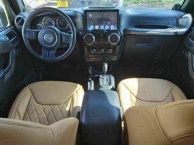 used Jeep Wrangler 3.6 V6 Rubicon Auto 4WD 2dr