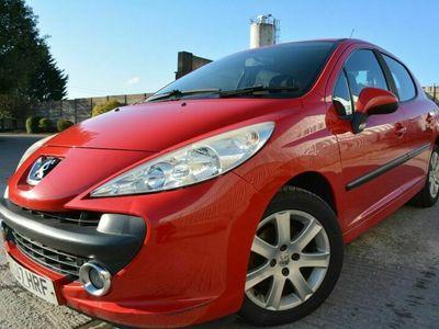 used Peugeot 207 1.6 SPORT 5d 89 BHP