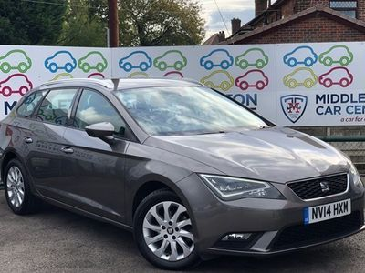 used Seat Leon ST 1.6 TDI CR SE (Tech Pack) (s/s) 5dr