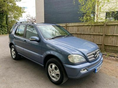 used Mercedes ML270 M Class 2.7CDI 5dr