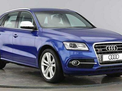 used Audi SQ5 3.0 TDI quattro 313 PS tiptronic