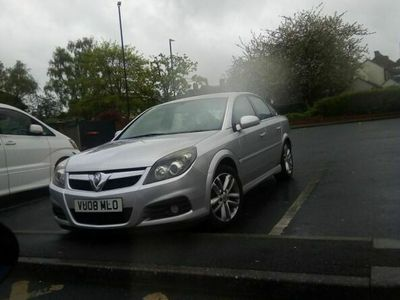 used Vauxhall Vectra 1.9 CDTi SRi 5dr