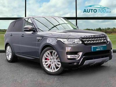 used Land Rover Range Rover Sport 3.0 SD V6 HSE CommandShift 2 4X4 (s/s) 5dr