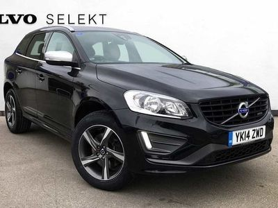 used Volvo XC60 D4 [181] R DESIGN 5dr AWD