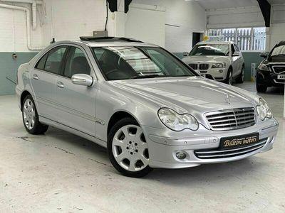 used Mercedes C320 C Class 3.0CDI Elegance SE 7G-Tronic 4dr