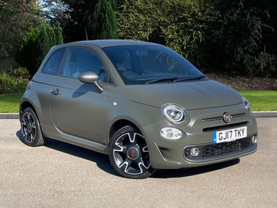 used Fiat 500S 1.3 3dr