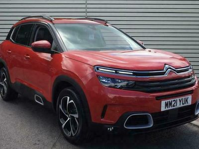 used Citroën C5 Aircross 2.0 BlueHDi Flair EAT8 (s/s) 5dr