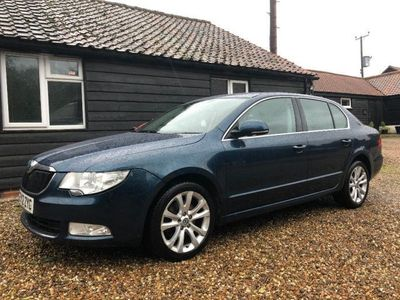 used Skoda Superb Superb 2012SE TDI CR Hatchback 2012