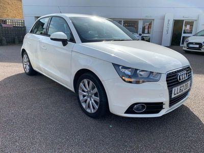used Audi A1 Sportback 1.4 TFSI Sport S Tronic 5dr