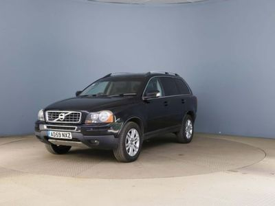 used Volvo XC90 2.4 D5 SE Premium Geartronic AWD 5dr