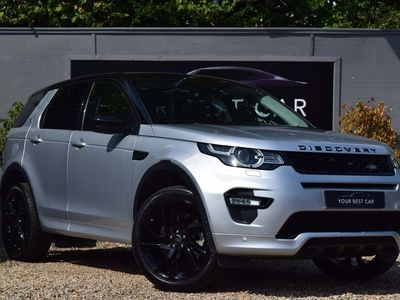 used Land Rover Discovery Sport 2.0 SD4 HSE Dynamic Lux Auto 4WD (s/s) 5dr 7 Seat