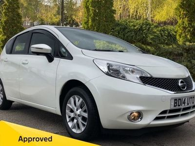 used Nissan Note 1.2 Acenta Premium 5dr [Safety Pack]