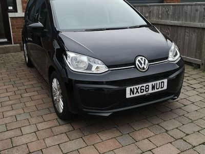 used VW up! 1.0 Black Edition (s/s) 5dr
