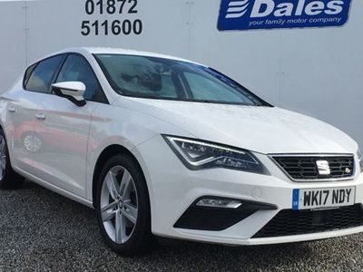 used Seat Leon Hatchback FR Technology 1.4 EcoTSI 150PS 5d