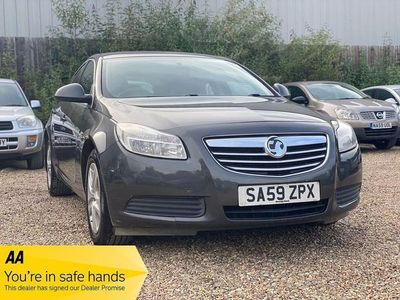 used Vauxhall Insignia 1.8 i VVT 16v Exclusiv Hatchback 5dr Petrol Manual (179 g/km, 138 bhp)