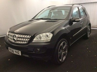 used Mercedes ML320 M Class 3.0CDI Sport 7G-Tronic 5dr