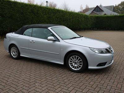 used Saab 9-3 Convertible 1.9 TiD Linear 2d