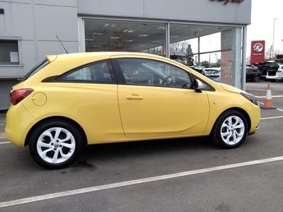 used Vauxhall Corsa Hatchback 1.4 (75bhp) Sting 3d