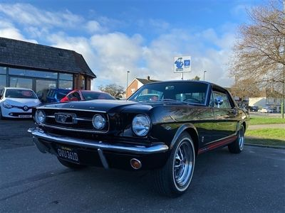 used Ford Mustang GT 289 4v V8 Coupe, 1966 ( )