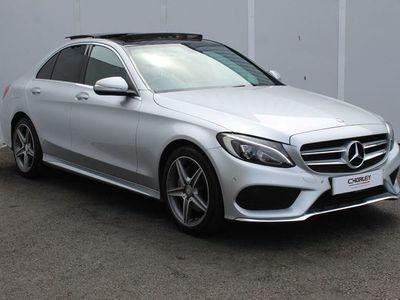 used Mercedes C220 C ClassBlueTEC AMG Line Premium 4dr Auto 2.2