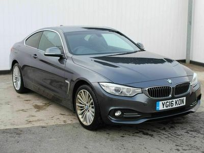 used BMW 420 d xDrive Luxury Coupe