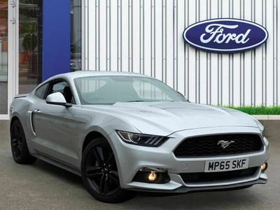 used Ford Mustang 2.3t Ecoboost Fastback 2dr Petrol (317 Ps)