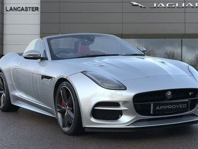 used Jaguar F-Type 5.0 Supercharged V8 R 2Dr Auto Awd
