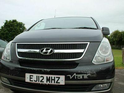 used Hyundai I800 2.5 CRDi Style Auto EU5 5dr