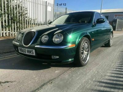 used Jaguar S-Type 2.5 V6 4dr