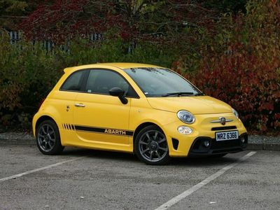 used Abarth 595 1.4 T-Jet 145 3dr Auto