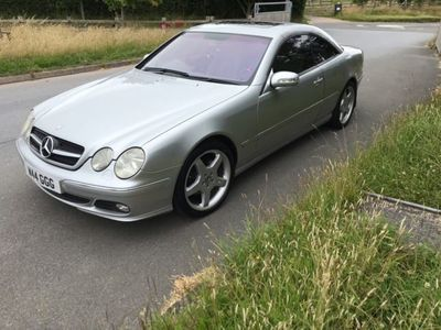 used Mercedes CL500 CL[7] 2dr Auto, 2003