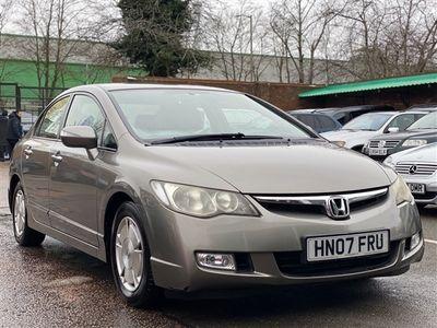 used Honda Civic 1.3 IMA ES 4dr