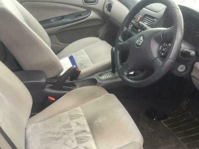 used Nissan Almera 1.8 E Auto 5-Door