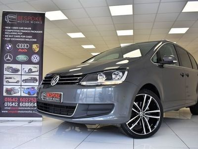 used VW Sharan 2.0 SE NAV TDI BLUEMOTION TECHNOLOGY 5dr