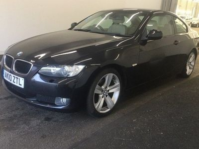used BMW 320 3-Series Coupe d SE Highline 2d Auto