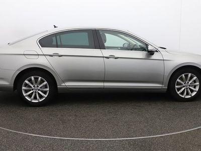 used VW Passat se-business 2.0 4dr