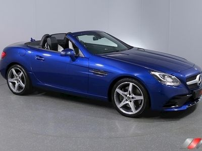 used Mercedes SLC300 SLC Class MercedesAMG Line G-Tronic - Pan Roof - Two Tone Leather Auto 2-Door