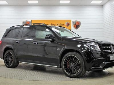 used Mercedes GLS63 AMG GLS 5.5 AMG4MATIC 5d 577 BHP Contactless Home