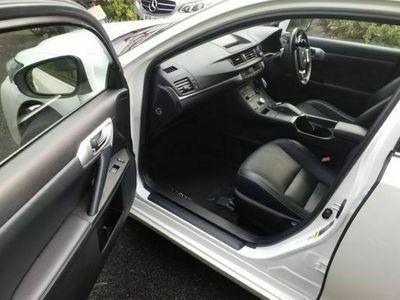 used Lexus CT200h 1.8 Premier CVT 5dr